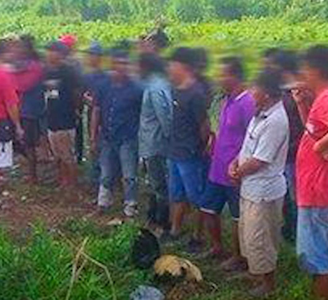 Polres Ketapang, Tangkap 23 Orang Pelaku judi Sabung Ayam