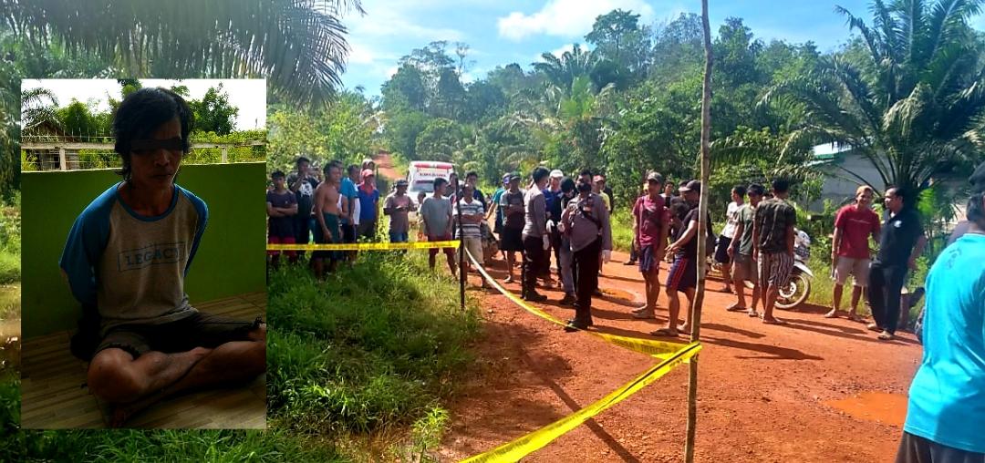 Satuan Polres Ketapang Ungkap Kronologis Kejadian Pembunuhan di Ketapang