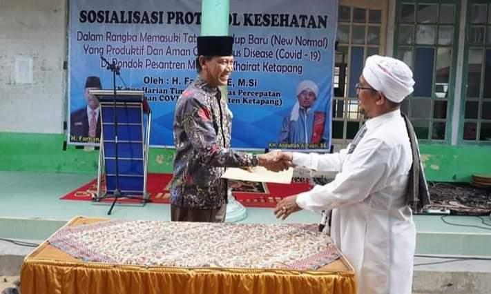 Pemkab Ketapang Lakukan Penandatanganan Naskah Perjanjian Hibah Daerah (NPHD) dengan Yayasan Pondok Pasantren