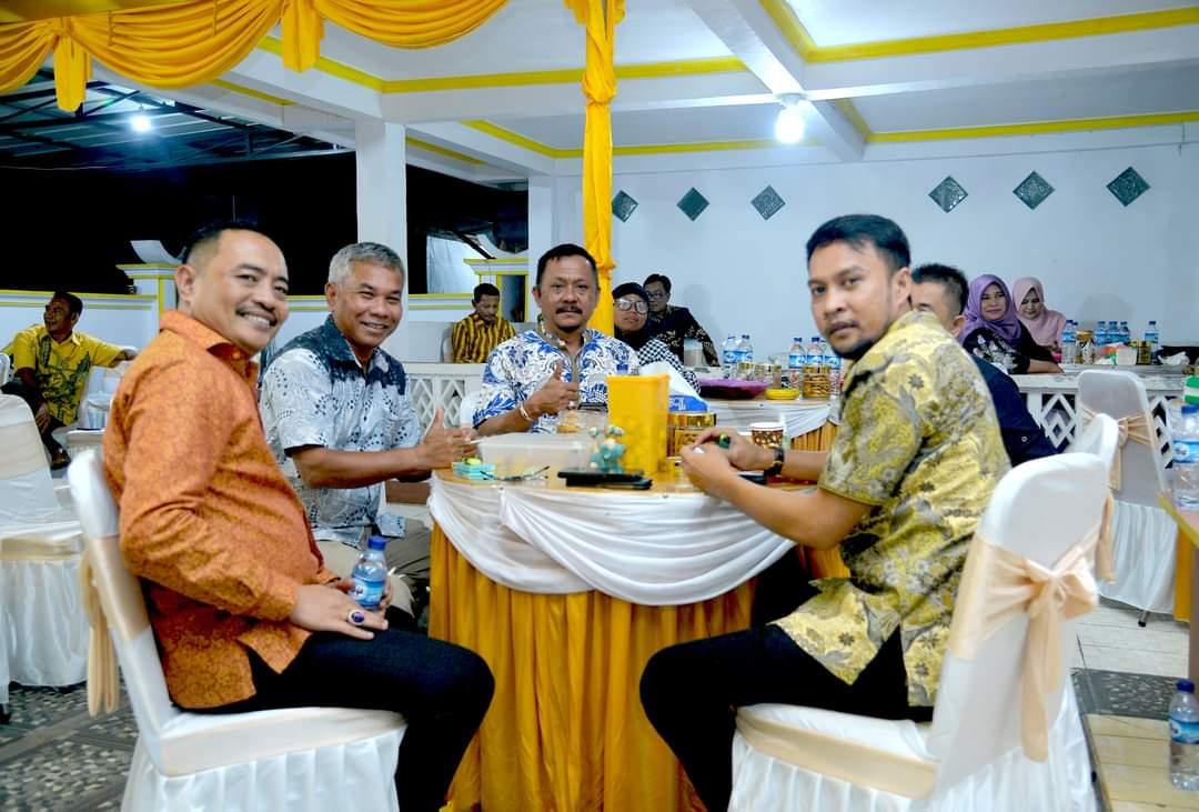 Usai Sholat Idul Adha,Ketua DPRD Ketapang Gelar Open House