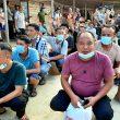 Merasa Dibohongi,Warga 4 Desa Kecamatan Tumbang Titi Sweeping Ratusan TKA PT.SRM