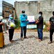 Melalui Program CSR PT WHW Lengkapi Sarana Olahraga Dusun Sungai Tengar, Kendawangan