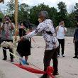 Bupati Martin Hadiri Peletakan Batu Pertama Pusdiklat dan Sekolah Minggu Budha