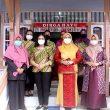 Ibu Bupati Ketapang Kunjungi Wisata Tenun Songket Kabupaten Sambas