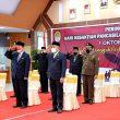 Ketua DPRD Ketapang dan Sejumlah Penjabat Ikuti Upacara Hari Kesaktian Pancasila Tahun 2021
